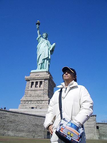 佐藤幸夫 ニューヨーク