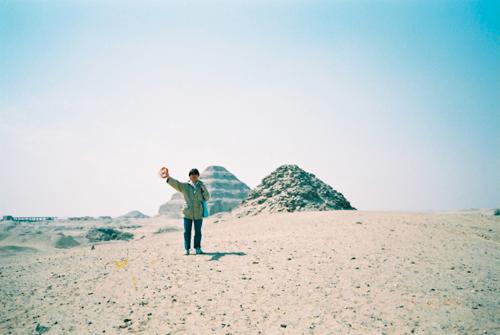 佐藤幸夫 1993年 エジプト良い所取り 悲しき男2人旅